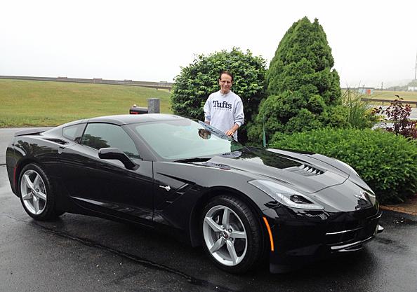 Corvette sales