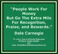 Sales and money and dale carnegie