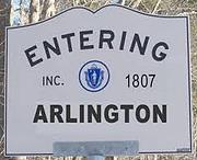 Arlington MA and Sales