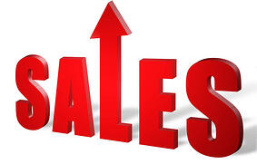 Increase in Sales