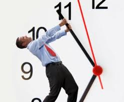 Sales and time