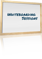 Whiteboarding Sessions