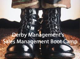 Derby Sales Management Boot Camp