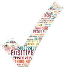 Positive attitude about sales