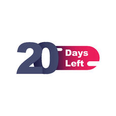 20 selling days left in the year