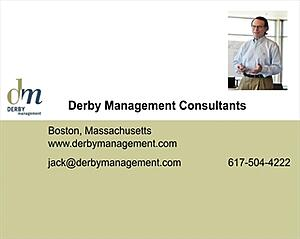 Derby Management-Who We Are