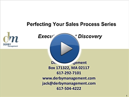 Sales Discovery Best Practices