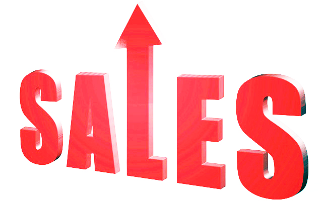 Increase in Sales-1