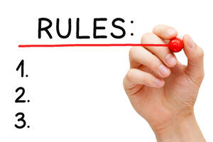 Rules for Sales Planning