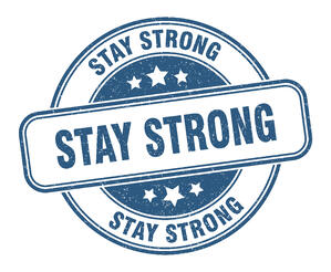 Stay Strong for Sales
