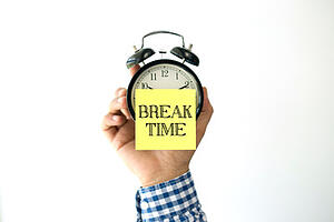 Time for breaks