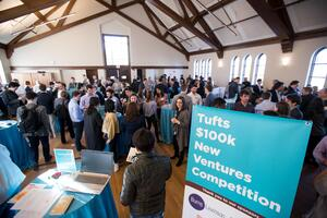 Tufts New Venture $100K Competition