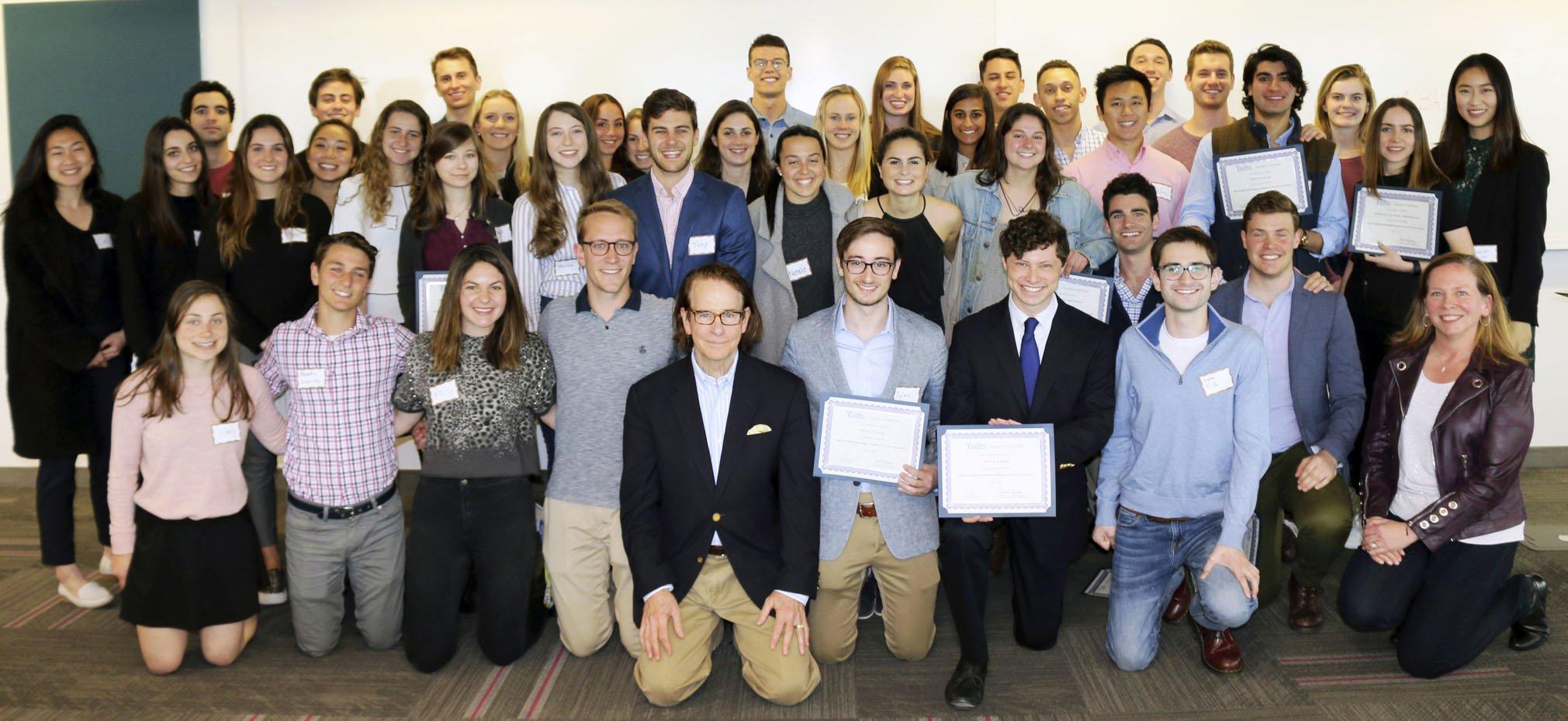 Tufts TEC Graduates 2019-2